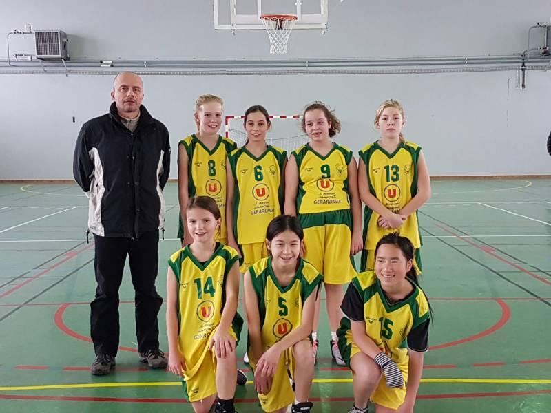U13 2016 - 2017 basket