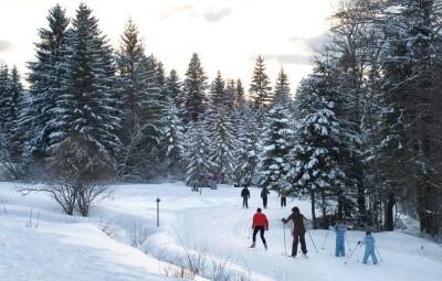 domaine skiable Bas Rupts vue