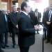 discours de François Hollande à l'ENSTIB école du bois à Epinal