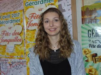 Candice Quinanzoni – 17 ans. Habite à Gérardmer, actuellement en en Terminale ST2S avec pour objectif de devenir infirmière.