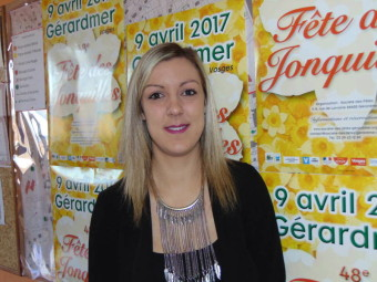 Émelyne Reinert – 20 ans. Habite à Gérardmer. Travaille actuellement au Super U de Gérardmer.