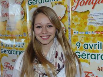 Suzy Ruer – 19 ans. Habite à Xonrupt, actuellement en DUT technique de commercialisation à Nancy.