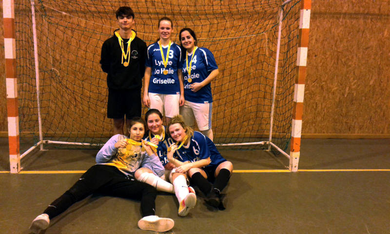 UNSS Futsal 2017