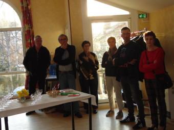 Les représentants des communes de Gérardmer et Xonrupt étaient présent à ce bilan de la campagne 2016-2017