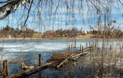 Ville de Rõuges, Sud de l'Estonie. Crédits : Martin Mark/ matugraphy.com