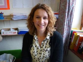 Vanessa Barjonnet directrice de l'Ecole