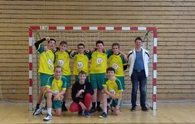 U18 asg handball 2017
