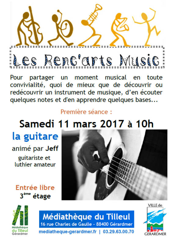 renc'arts affiche_music