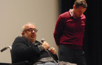 Dominqie Farrugia & Julien Boisselier