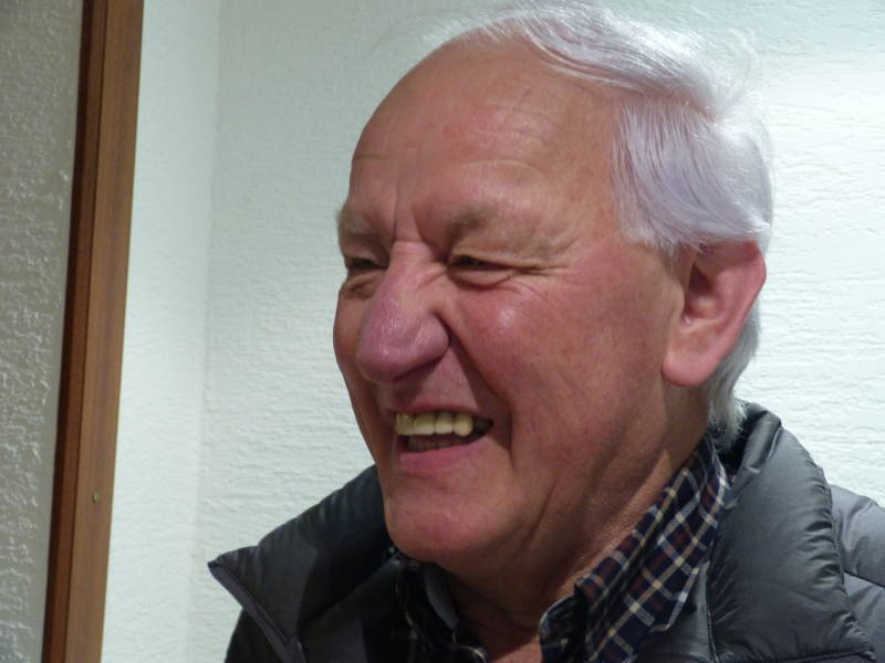 Gilles Thiébaut, en pleine forme greffé du cœur depuis 15 ans