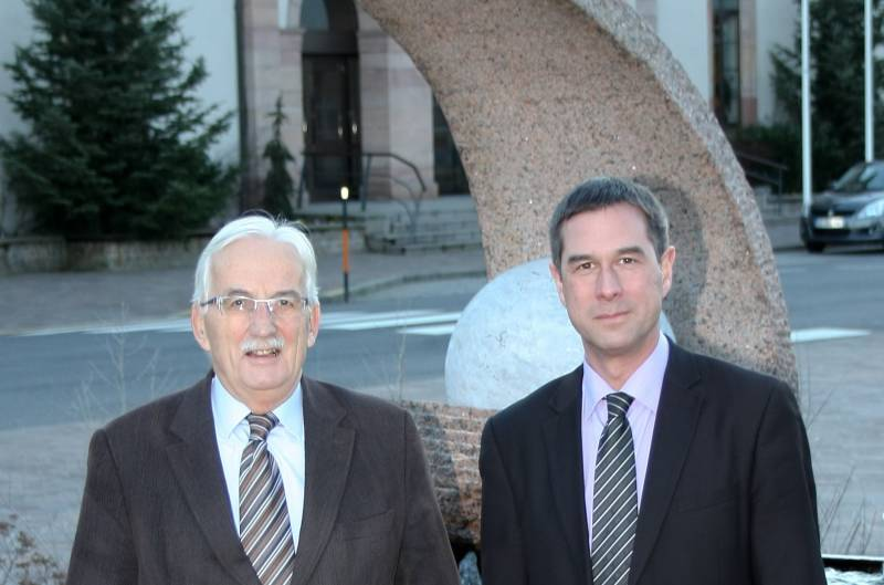 Jean-Paul Lambert et Stessy Speissmann