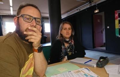 julien T et G. Cunat