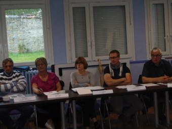 Plusieurs professionnels avaient répondu présent à l'appel du lycée de Gennes
