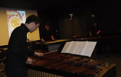 Baka trio perku'sons 1er concert (3)