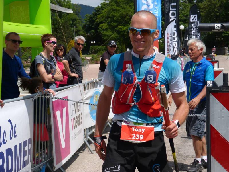 La belle perf de Tony Viard vainqueur du 88km