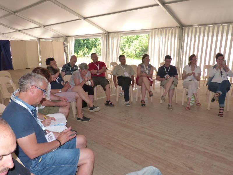 Rencontres par ateliers pour les adhérents du CJD