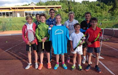TCG champions des Vosges 2017