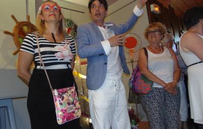 Sylvie Botte, le directeur de la MCL Vincent Oudot et sa présidente Martine Crouvezier