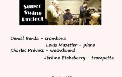 kichompré jazz Flyer 28 juillet A4