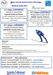 programme saut 2016 tournée xonrupt