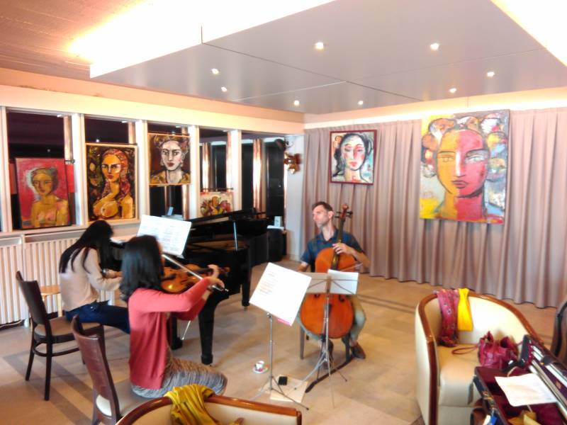 rencontres musicales irlandaises. tocane st apre Orléans