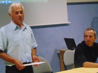 Michel Lavest & Marc fegli