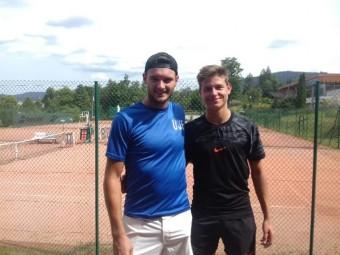 Hugo Perrin & Antoine Vincent