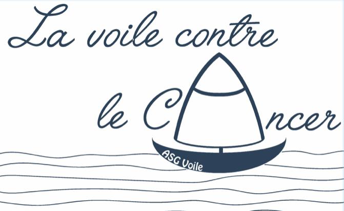 logo voile contre le cancer