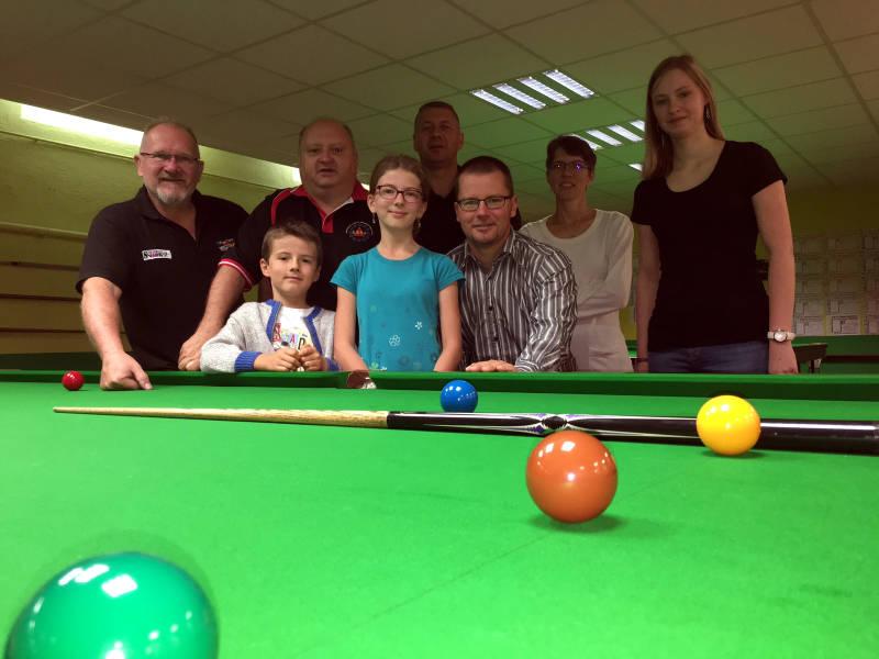 Gérardmer Snooker PJ Nolan