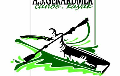 Kakyak canoe Logo_3_Colors