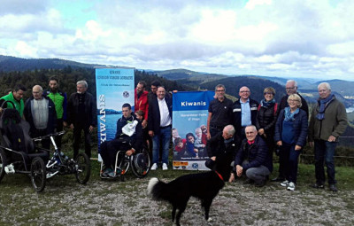 Photo : Kiwanis club de Gérardmer