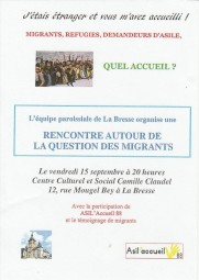Migrants La Bresse C