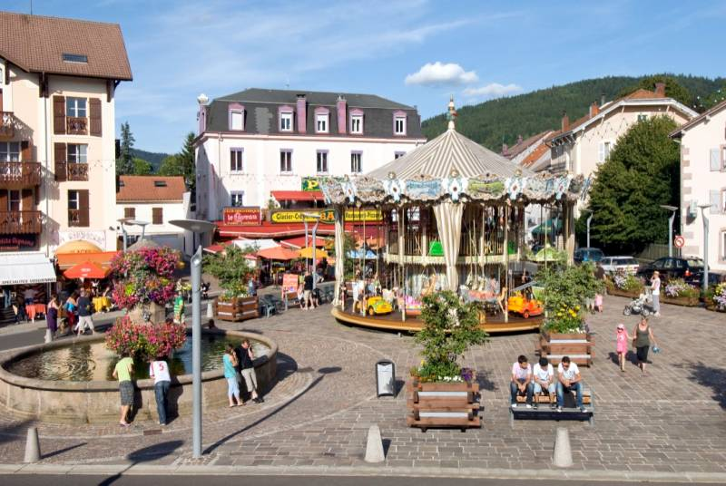place Albert Ferry