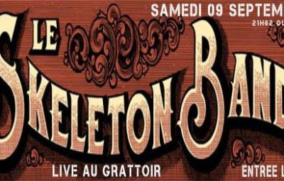 skeleton live au grattoir