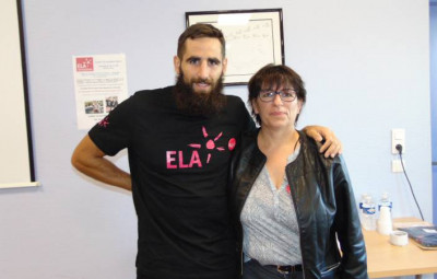 Mathieu Péché et Diane Pacchiana