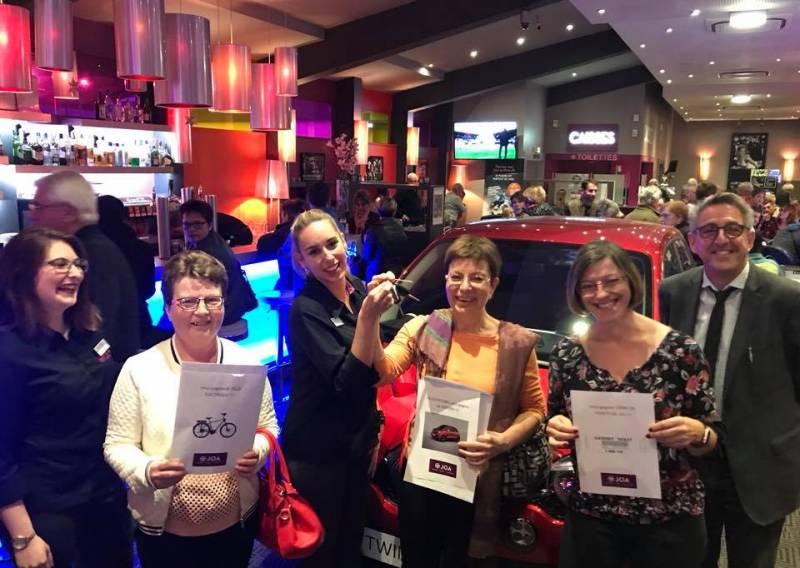 gagnants casino