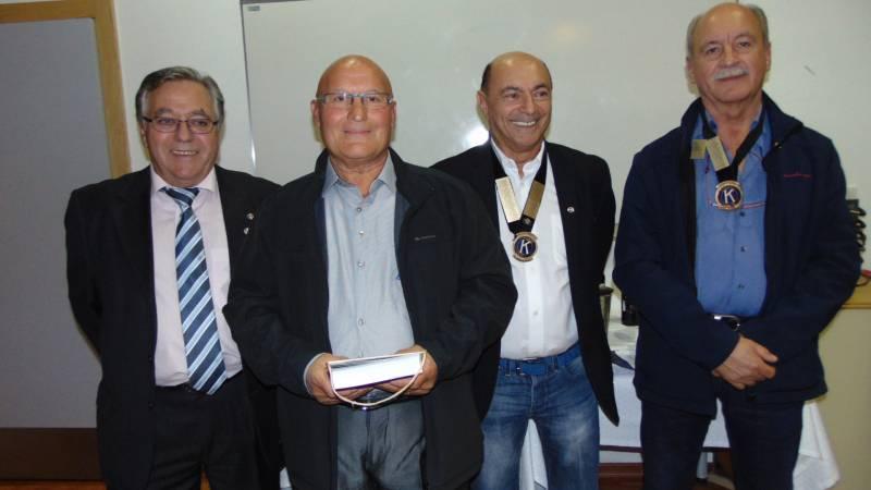 Bernard Krafft, Michel Brice, Pascal Houot & Etienne Segnura