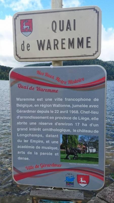quai waremme