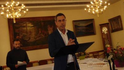 Le maire de Gérardmer a mis en lumière le travail effectué dans le cadre des NAP qui a permis à de nombreux enfants de participer au projet.