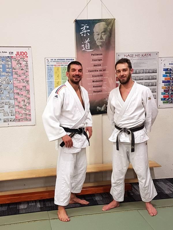 Olivier Lina & Stany Simon feront partie des éducateurs qui encadreront ce tournoi