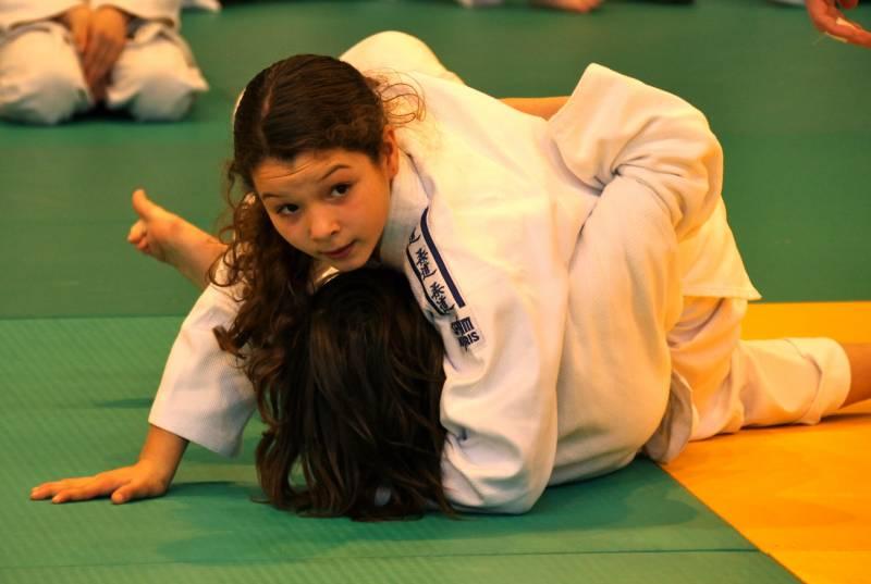 photo Gérardmer judo