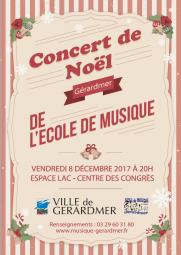 affiche concert de NoËl