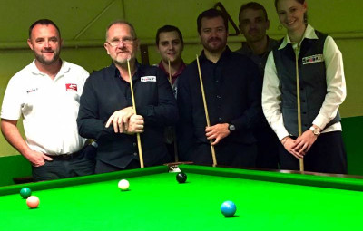 snooker gérardmer shoot out 2017