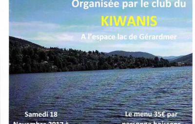 soirée amitié kiwanis 2017