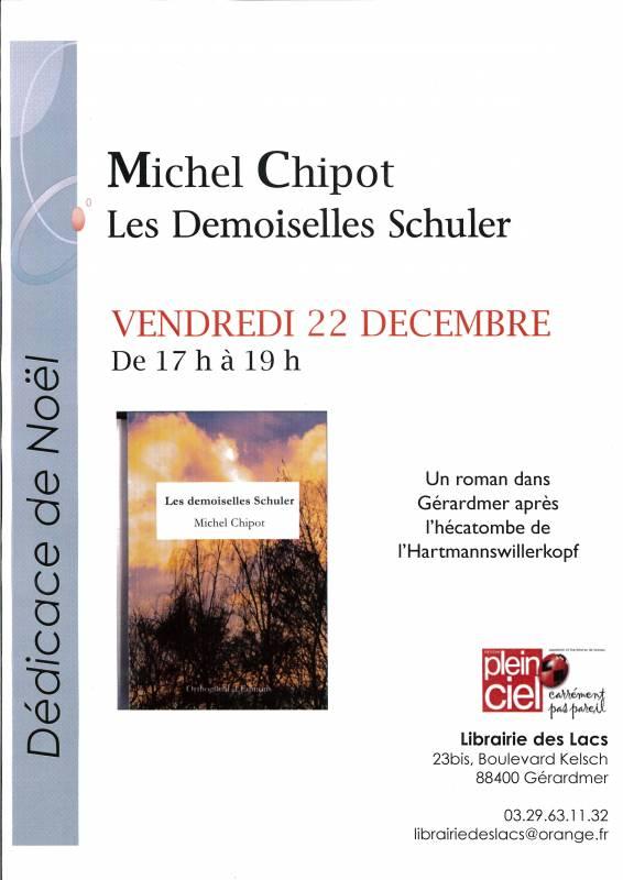 Dédicace M. Chipot Schuler