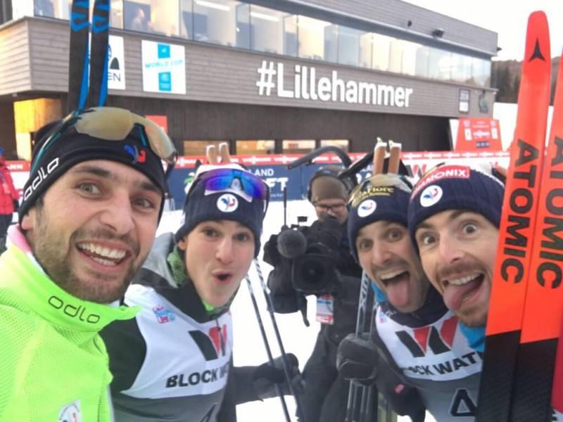 équ de France combiné Lillehammer