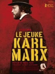 LE JEUNE KARL MARX AFFICHE