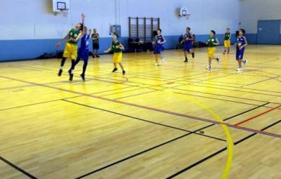 U15 garçons basket