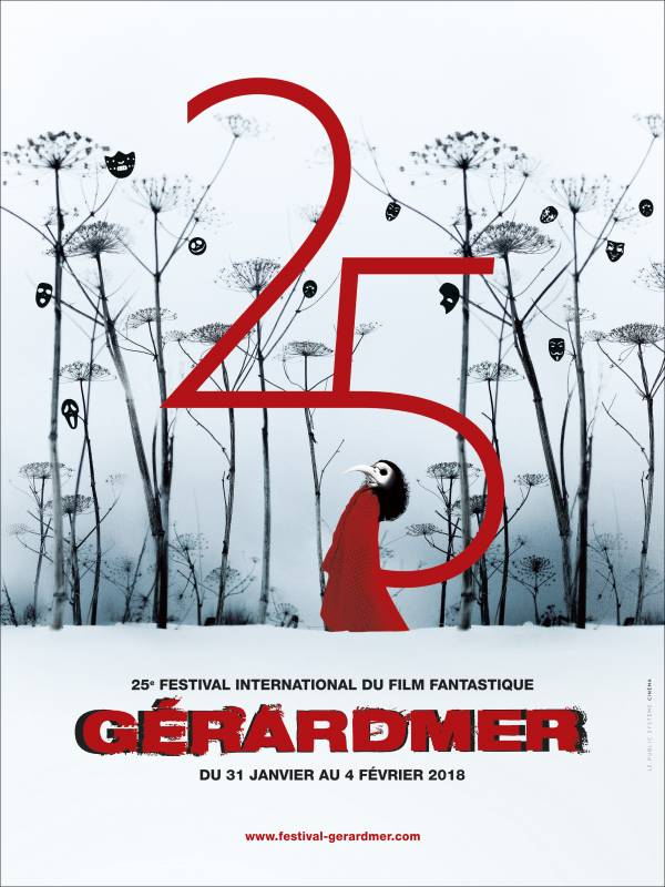 affiche festival 2018 Gérardmer