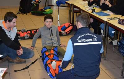 college gendarmerie vosges